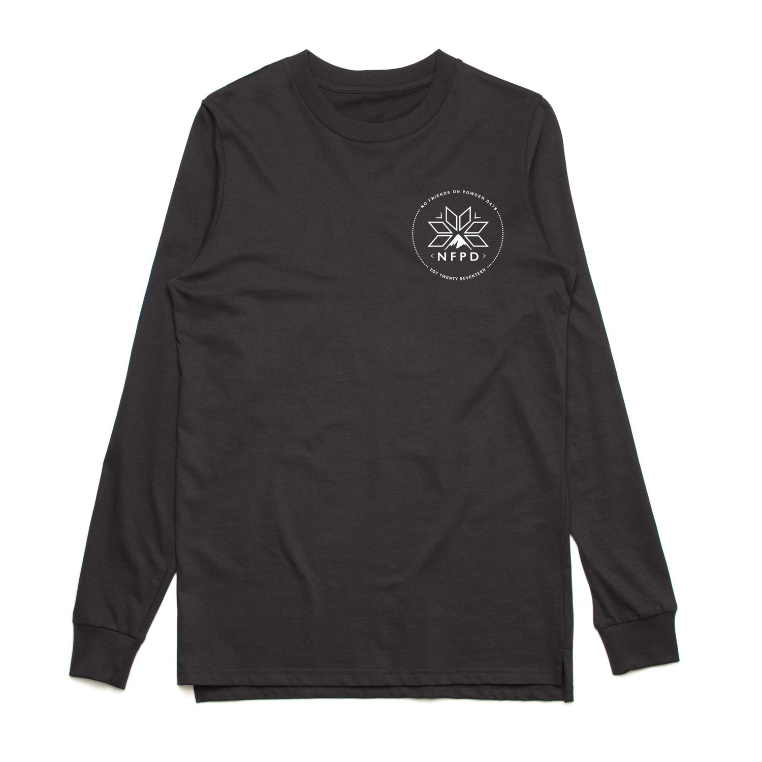 100% Cotton Long Sleeve-T - Unisex