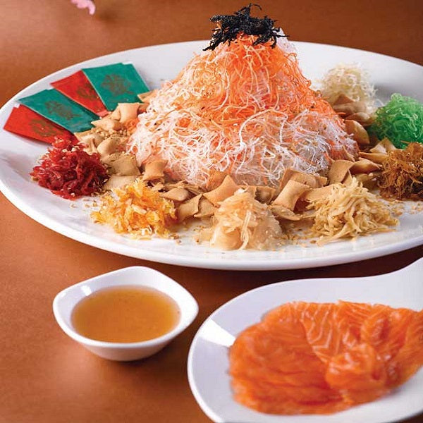Auspicious Things to say during Lo-Hei