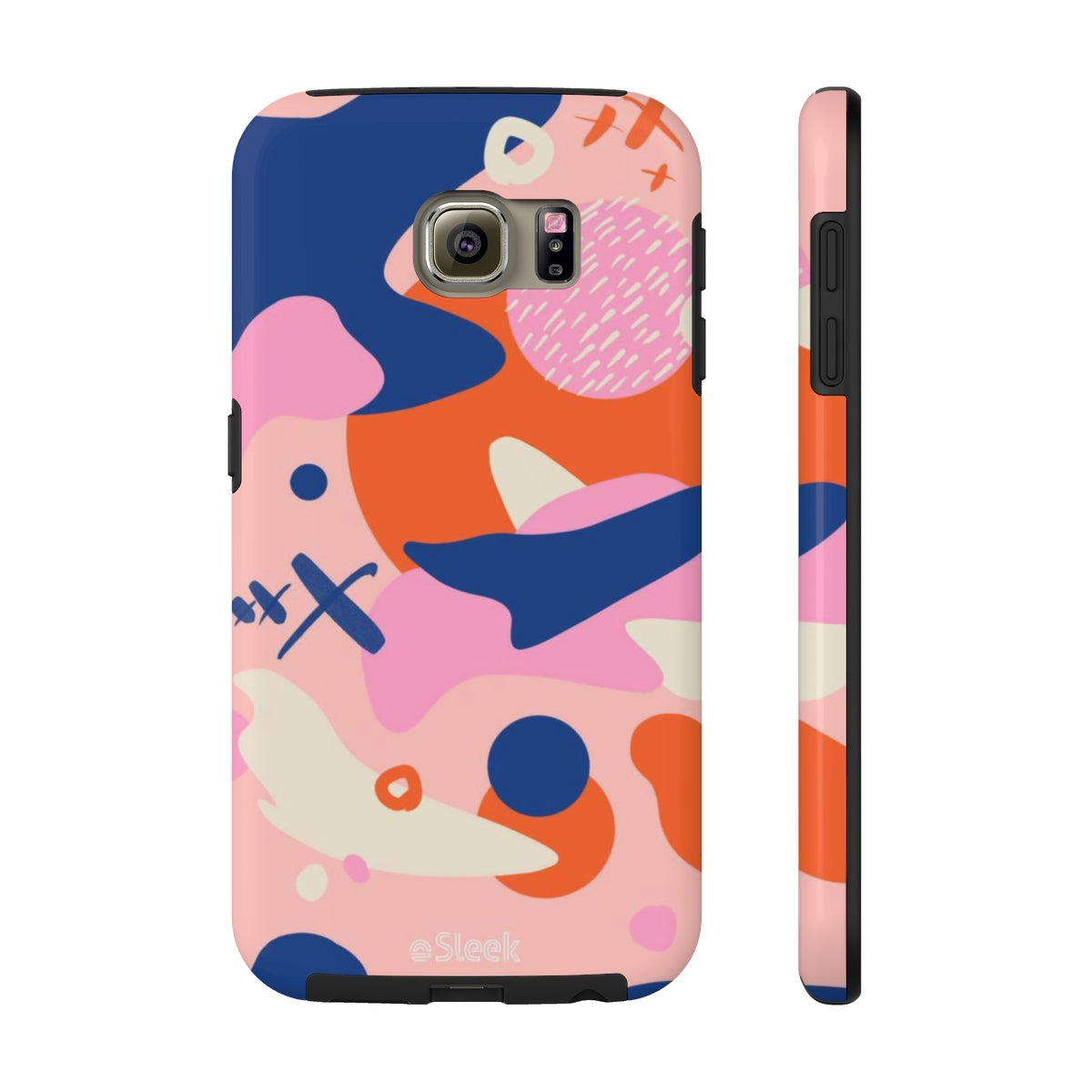iPhone Case Tough alla Abstract
