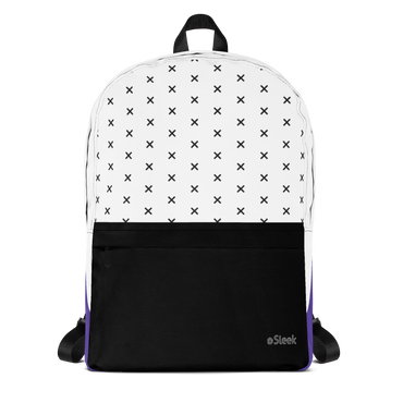 Backpack for Pin Display / Purple