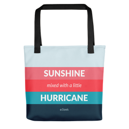 Tote Bag Sunshine & Hurricane