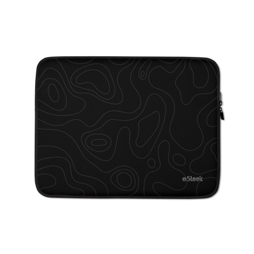 Laptop Sleeve Maps