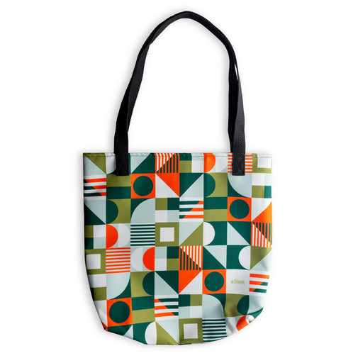 Geometric Design Tote bag