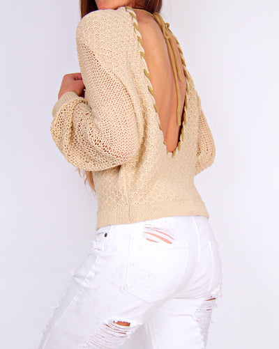 Tigerlily 100% Cotton Knitted Cardigan