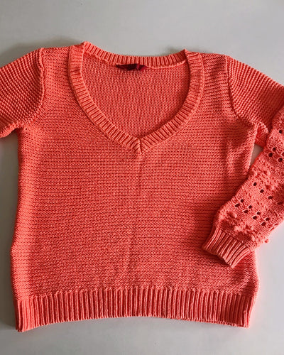 Tigerlily Knitted Summer Sweater