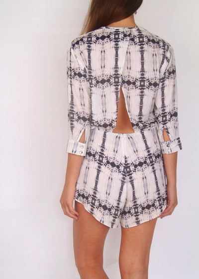 Bec & Bridge Printed Summer Romper