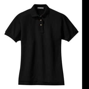 DBA Embroidery - Port Authority® Ladies Heavyweight Cotton Pique Polo