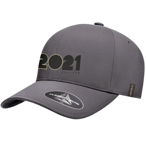 50th Anniversary 2021 Cap - Fitted - Century 21 Promo Shop USA