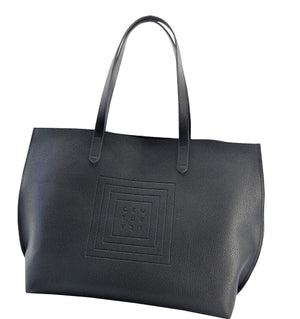 Leather Tote - Century 21 Promo Shop USA