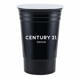 DBA Bold - 16 oz. Double Wall Cup - Century 21 Promo Shop USA