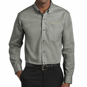 DBA Red House® Pinpoint Oxford Non-Iron Shirt
