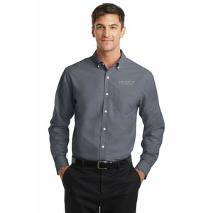 DBA Mens SuperPro - Oxford Shirt - Century 21 Promo Shop USA