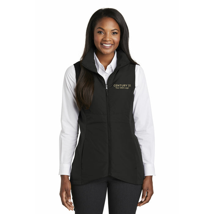 DBA Embroidery - Obsessed Insulated Ladies Vest