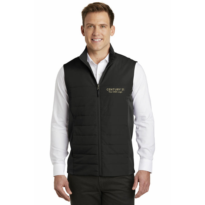 DBA Embroidery - Obsessed Insulated Mens Vest