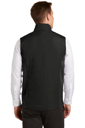 DBA Embroidery - Obsessed Insulated Mens Vest - Century 21 Promo Shop USA