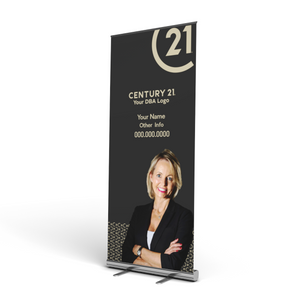 DBA Pull Up Banner