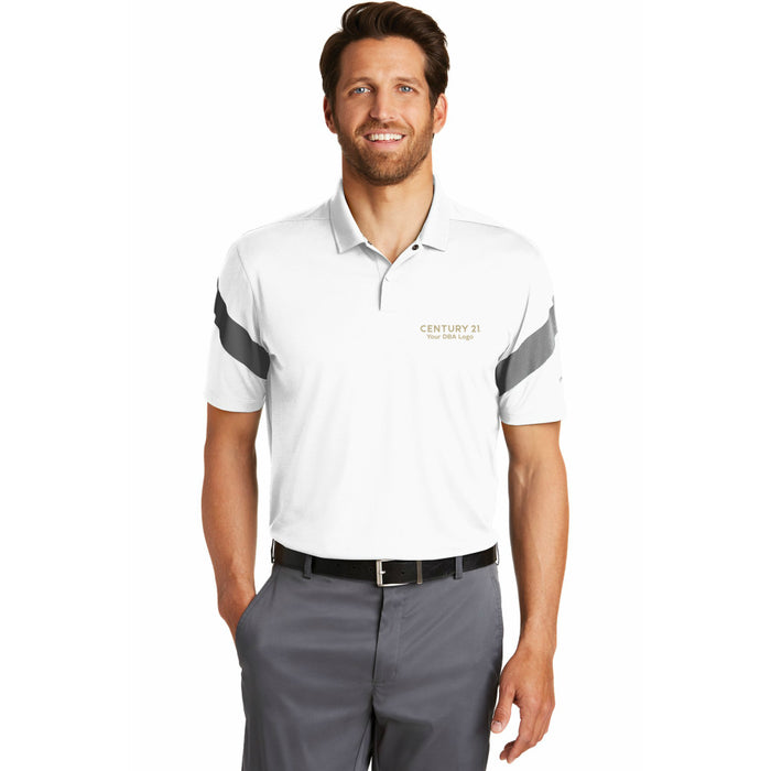 DBA Embroidery - NIKE Golf Commander Polo Shirt