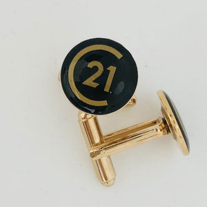 Seal Cufflinks - Century 21 Promo Shop USA
