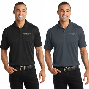 DBA Obsessed Diamond Jacquard Polo - Mens - Century 21 Promo Shop USA