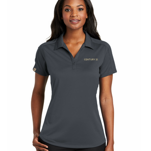 Obsessed Diamond Jacquard Polo - Ladies - Century 21 Promo Shop USA