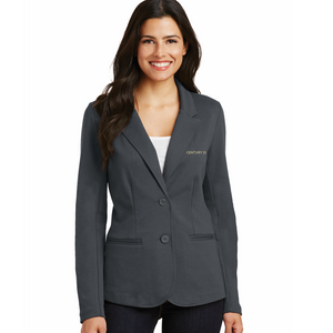 DBA Embroidery - Port Authority® Ladies Knit Blazer