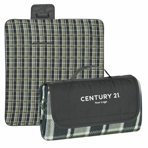 DBA Hunter Picnic Blanket - Century 21 Promo Shop USA