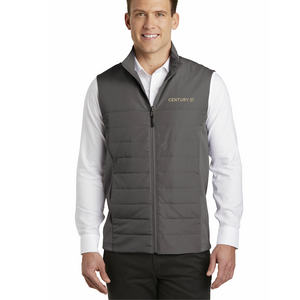 Obsessed Insulated Mens Vest - Century 21 Promo Shop USA