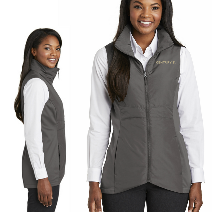 Obsessed Insulated Ladies Vest - Close Out