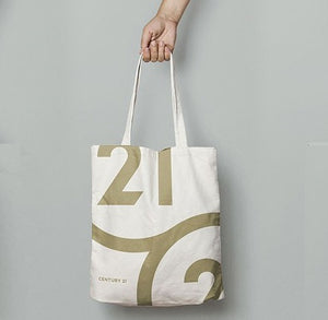 Relentless Canvas Tote - Century 21 Promo Shop USA
