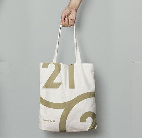 Relentless Canvas Tote