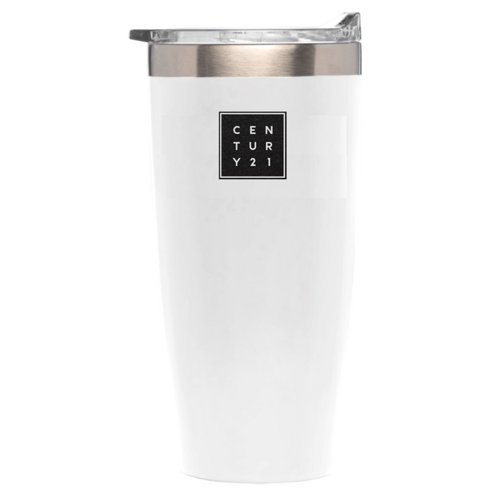 16oz CENTURY 21 Word Pattern Tumbler