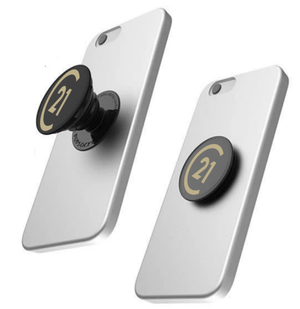 C21 Pop Socket - New Shipment Arriving early May - Century 21 Promo Shop USA