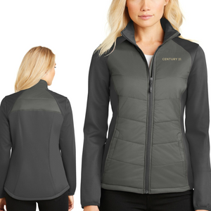 Obsessed Insulated Ladies Jacket - Close Out - Century 21 Promo Shop USA