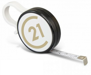 Seal Measuring Tape - Century 21 Promo Shop USA