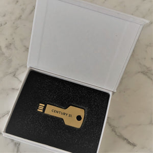 Relentless USB Key in Gift Box - Century 21 Promo Shop USA