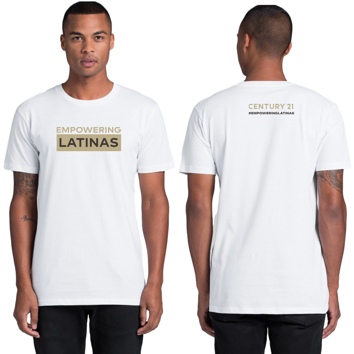 EMPOWERING LATINAS Tee, Mens - CLOSE OUT!