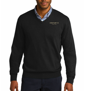 DBA Embroidery - Port Authority® V-Neck Sweater