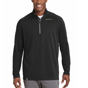 Designer Textured 1/4 Zip - Mens