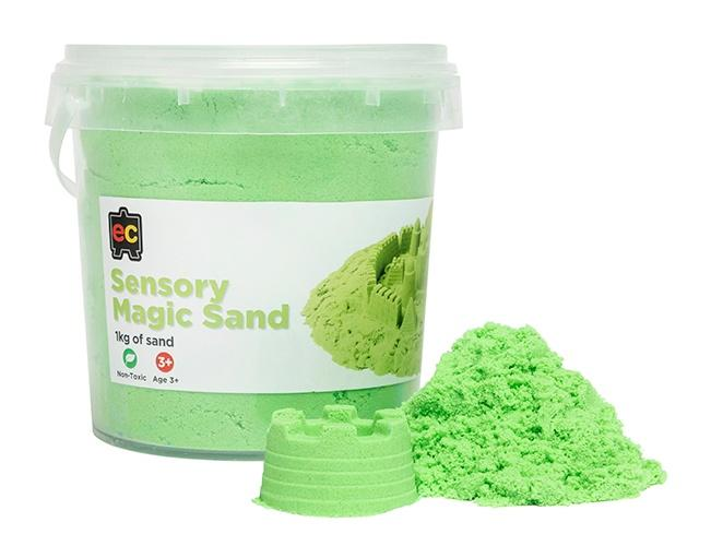 Sensory Magic Sand - Green