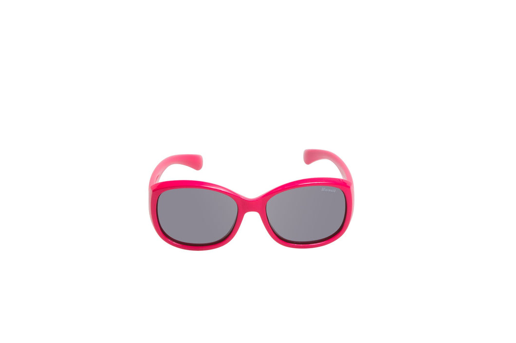 Ugly Fish Mermaid Sunglasses - Hot Pink