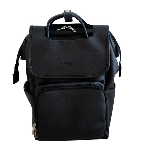CITI LUX | Nappy Backpack (Black)