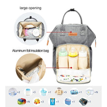 Multi-functional Baby/Nappy Backpack