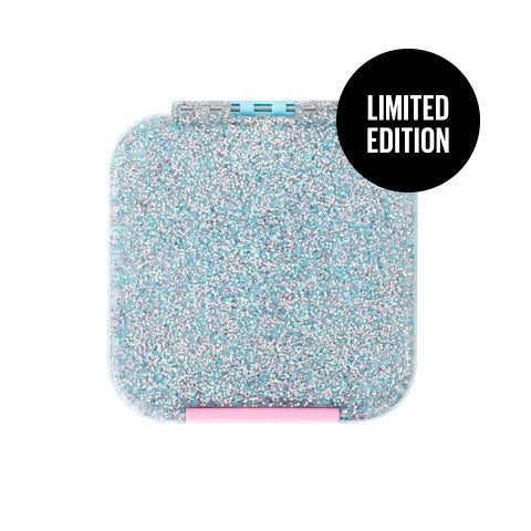 Little LunchBox Co. - Bento Two Blue Glitter (Limited Edition)