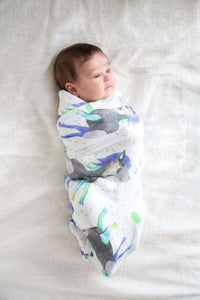 Rapt Magic Horses Baby Wrap