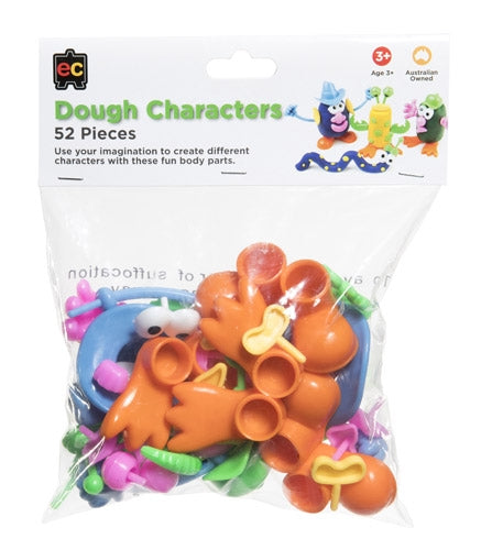 Fun Dough Characters