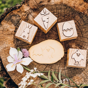 Playdough Stamp Set | Easter