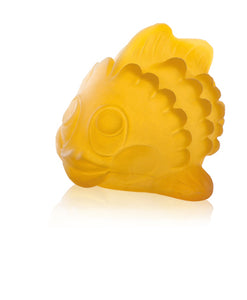 Hevea Natural Rubber Fish Bath Toy - Polly