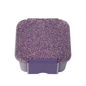 Little LunchBox Co. - Bento Two Purple Glitter (Limited Edition)