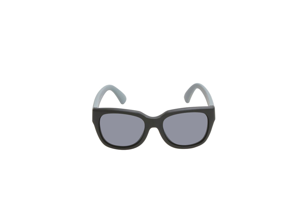 Ugly Fish Retro Sunglasses - Black