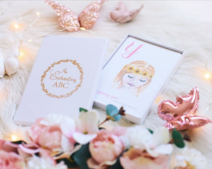 The Enchanting ABC | Flash Cards